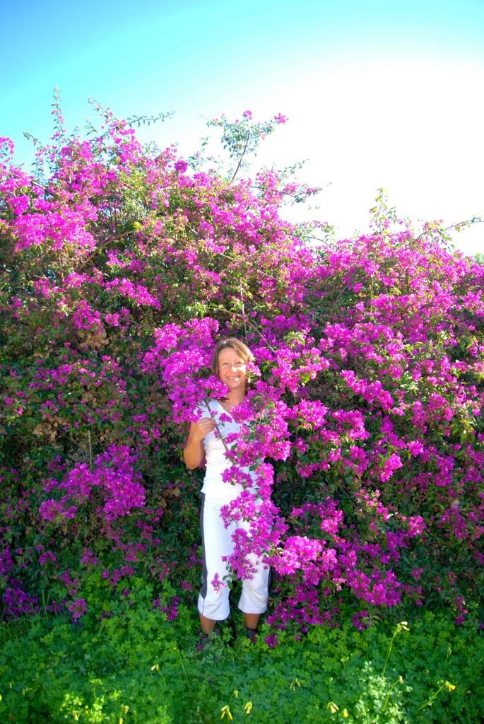 une fleur parmi les fleurs !!!!!!